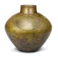 vase by katori masahiko