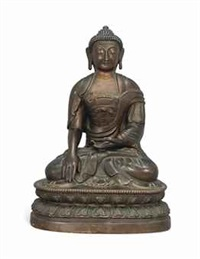 figure of buddha by anonymous-chinese (qianlong)