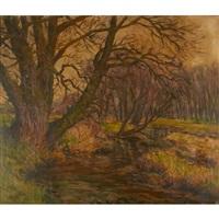 landscape by rudolf petuel