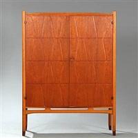 congo tall cabinet by yngve ekstrom