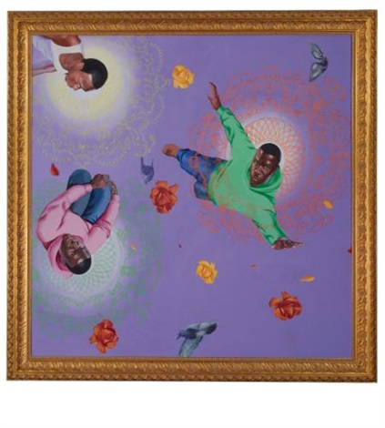 easter realness no 3 by kehinde wiley