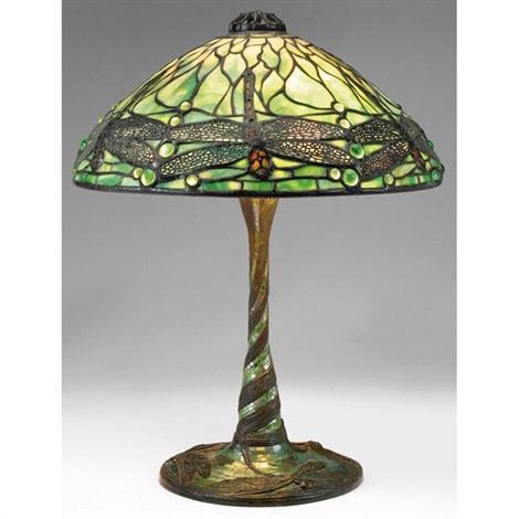table lamp by tiffany studios