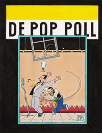 de pop poll by joost swarte