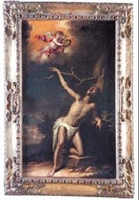 martirio de san sebastian by juan de valdés leal
