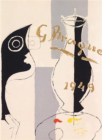 une aventure méthodique (bk w/39 works) by georges braque