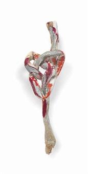 sparkle knot x by lynda benglis