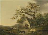 a country inn by george morland