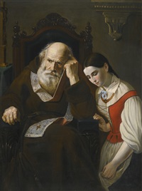 confession by john opie