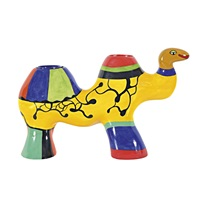 le chameau by niki de saint phalle