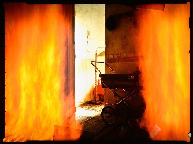 fire (haapsalu, estonia. sunday 30. 6. 1996, 5 pm) by jyrki parantainen