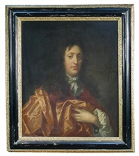 portrait of a gentleman by john hayls