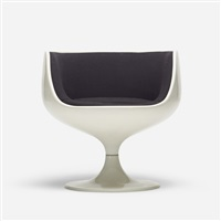 cognac xo chair by eero aarnio