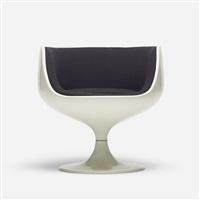 cognac xo chair by eero aarnio