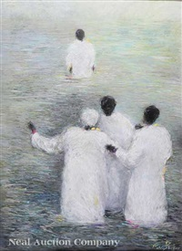 baptism by johnice parker