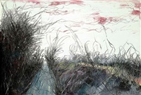 landscape no. 1 by zeng fanzhi
