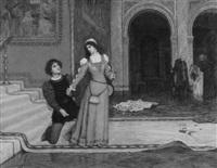 the proposal by reginald ernest arnold