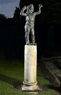 a figure of attis by donatello