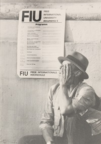 output (4) by joseph beuys