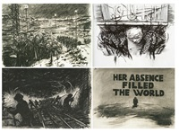 four films: soho eckstein by william kentridge