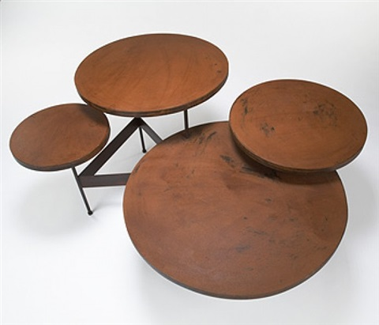 custom table by tom dixon