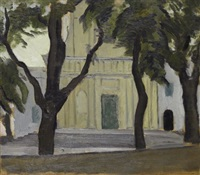 chiesa by achille funi