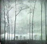 night's curtain by wilbur h. porterfield