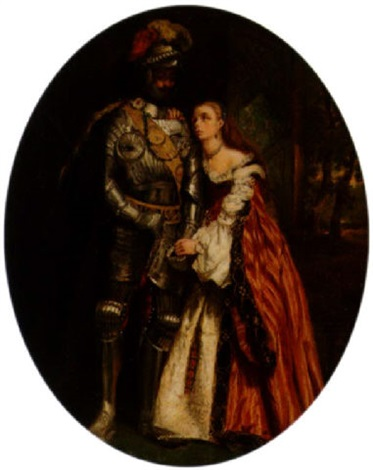 lancelot and guenevere by edwin austin abbey