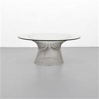 Warren Platner Coffee Table