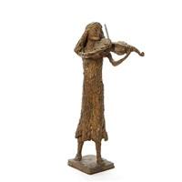 violinist by hanne varming