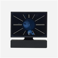 table clock by pierre cardin