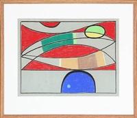 compositions (2 works) by vilhelm bjerke-petersen