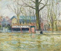inundation by maxime maufra