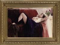 daydreaming by nikolai leykin