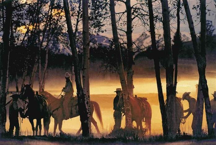 untitled cowboy by richard prince