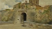paesaggio orientale by fabio fabbi