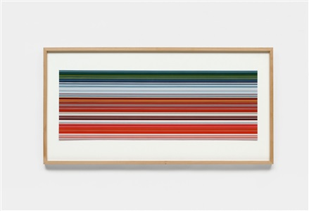 strip 3744 by gerhard richter
