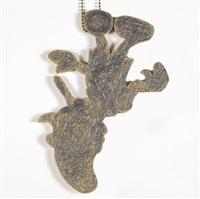 medallion - pinocchio by nayland blake