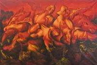 battaglia di ninive by serse roma