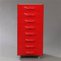 df 2000 valet cabinet by raymond fernand loewy