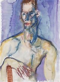 raoul by rainer fetting