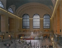 grand central, new york city by robert polidori