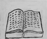 untitled (book) by philip guston