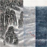 云山 by leung kui-ting