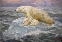 adrift by john trivett nettleship