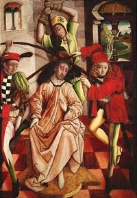 die dornenkrönung und verspottung christi by austrian school-salzburg (15)