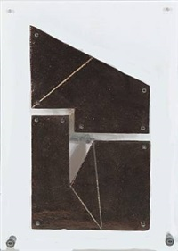 wall-hung relief by lise honore