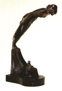 mädchen mit froschkönig by karl kowalczewsky