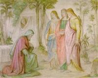 jakob und die engel gottes by philipp veit