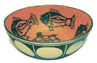 santo domingo dough bowl by vidal aguilar