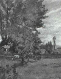 paysage animé by jules gaud